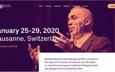 Applied Machine Learning Days 2020